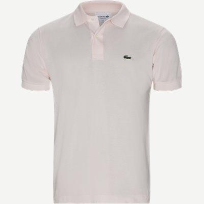 Pique Classic Polo T-shirt Classic fit | Pique Classic Polo T-shirt | Pink
